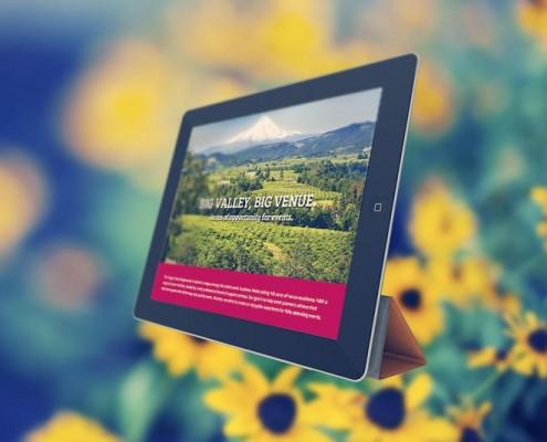 Oregon Expo Center Website