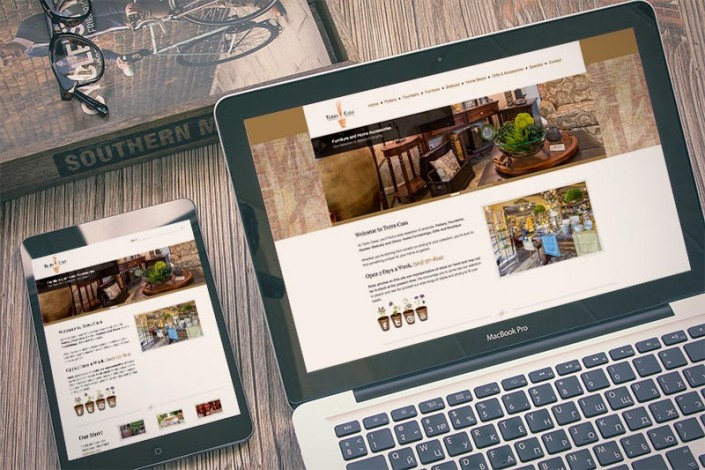 Terra Casa Website