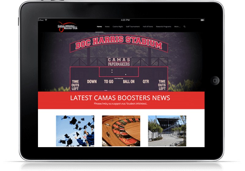 Camas Boosters