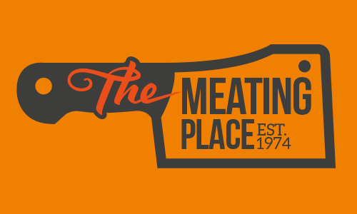 The Meating Place Logo