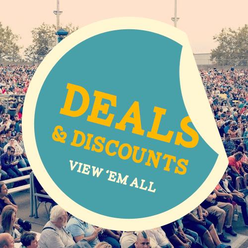 Deals & Discounts